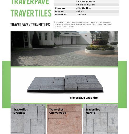 TraverPave & TraverTiles Wairau Stone – Product Guide