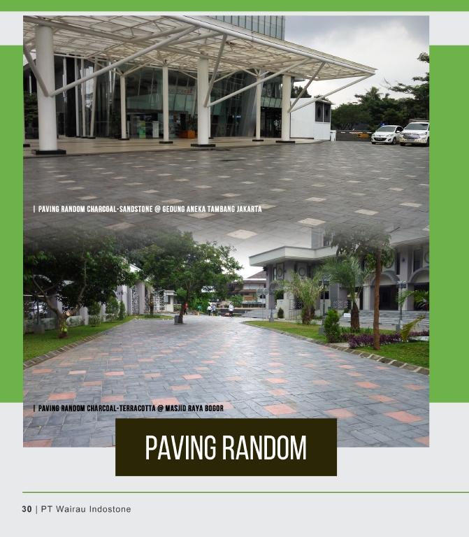 PB-PAVING & TILES RANDOM